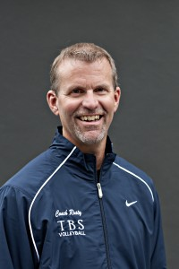 Curtis Club Volleyball Coach